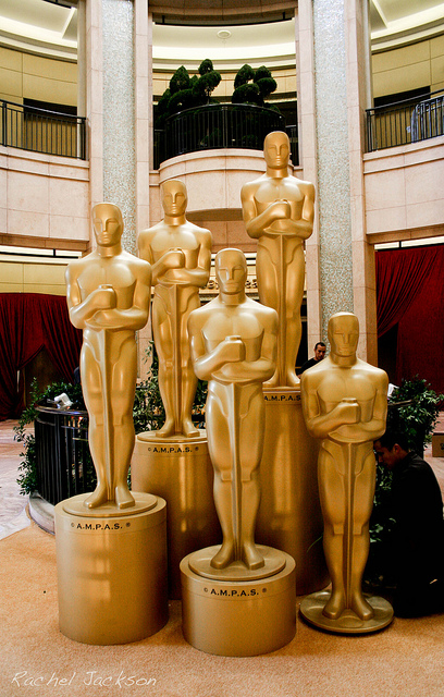 Film the international impact of the oscars sutradhar 39 s for Award ceremony decoration ideas
