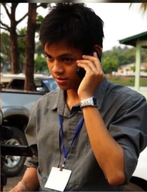 Moe Thu Aung, young promising reporter for Radio Free Asia, passed away after motorcycle accident.