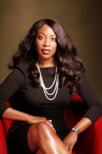 "Mosunmola ""Mo"" Abudu, the creator of Ebonylife TV in Nigeria"